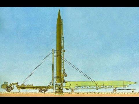 Ракетная база Кадила (Р-12/SS-4 Sandal)