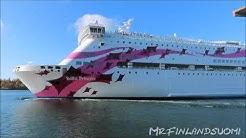 Tallink Silja Line M/S Baltic Princess Mariehamn 13 10 2019