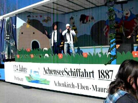 Fasching In Pertisau Am Achensee Teil Ii Youtube