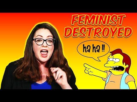 Feminist Gets Publicly Humiliated in Australian TV Debate