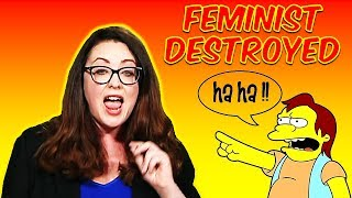 mark latham and others make a feminist look silly in heated TV deba...