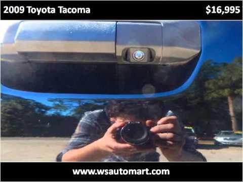 2009 Toyota Tacoma Used Cars St Augustine FL
