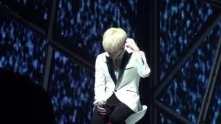 140601 SHINee WORLD Ⅲ in SHANGHAI - Sleepless night (JongHyun Focus)