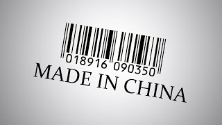POURQUOI TOUT EST MADE IN CHINA ?