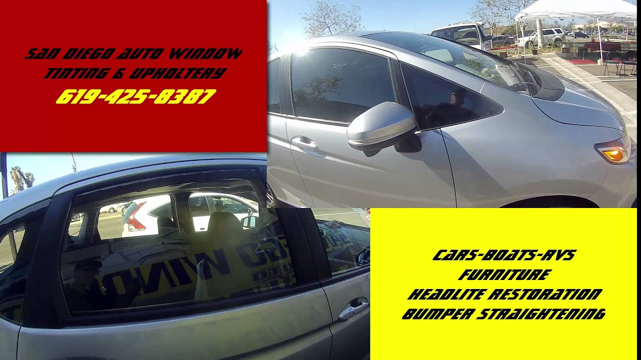 The Talk Of San Diego  San Diego Auto Window Tinting  Upholstery - Furniture upholstery san diego