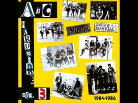 ABC Hardcore Vol 3 ( HINO MORTAL - CORTE MARCIAL 1984-1986 )