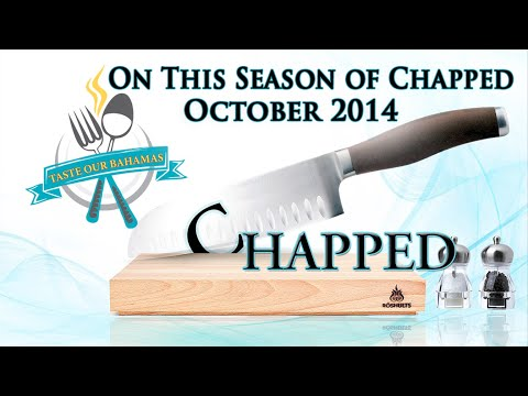 Chapped - Bahamas Ministry Of Tourism Culinary Month