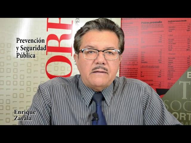 Enrique Zavala (Amnistía el bien vs el mal)