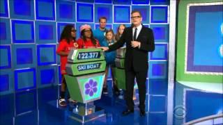 The Price Is Right Season 43:  Double Showcase Winner #2 2017 Video