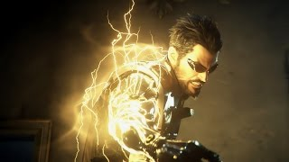 Deus Ex Mankind Divided Gameplay - Stealth Kills & Takedowns