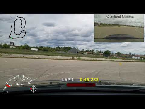 Detroit Council Autocross – Michigan Sports Car Club 9/08/2019, Evo X