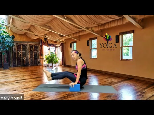 Yoga for Strengthening the Core