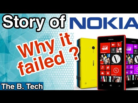 We all know Nokia was the No.1 Mobile maker in the world. But today the magic of Nokia is somewhat l.