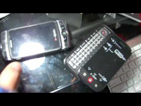 Motorola Cliq Unboxing