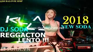 DJ SODA PALING TOP NONSTOP 2018 BASS PALING ENAK SEDUNIA (DUGEM BREAKBEAT MIX 2018)