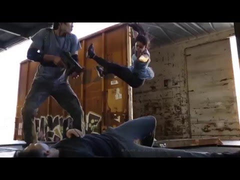 Elektra Stunt Reel-Lauren Mary Kim
