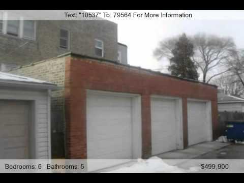 3445 N Hamlin Ave, Chicago, IL 60618