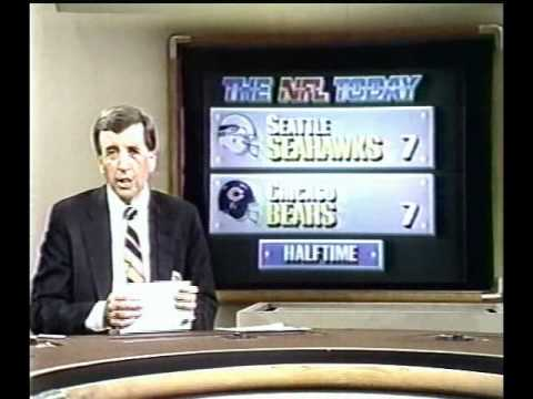 NFL 1987 Season - Week 14 Highlights - THE NFL TODAY
