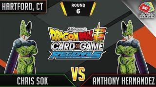 Dragon Ball Super Card Game Gameplay [DBS TCG] Hartford Regional Round 6