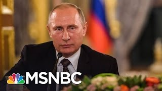 U.S. Reveals Names, Methods Involved In Russian Hack | MSNBC