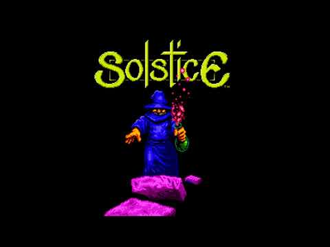 The Best of Retro VGM #1076 - Solstice (NES/Famicom) - Intro/Attract Mode/Ending 1