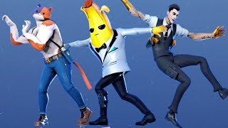 Fortnite All Dances Season 1-12 (Chapter 2, Season 2)