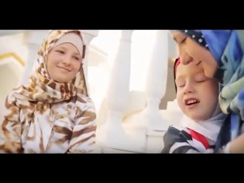 Beautiful Sweet Turkish & Arabic Naat Sharif by 3 Little Girl Must Listen HD,فائدہ Fayedah 🌴