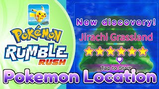 NEW GAME! Pokemon Rumble Rush