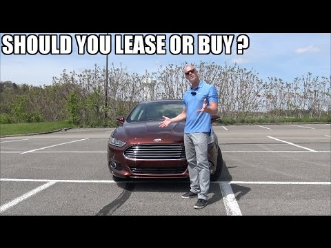 Buying VS leasing a car - Which is the better option ? ( Don't get ripped off)