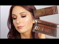 NEW URBAN DECAY HEAT PALETTE | SWATCHES & TUTORIAL
