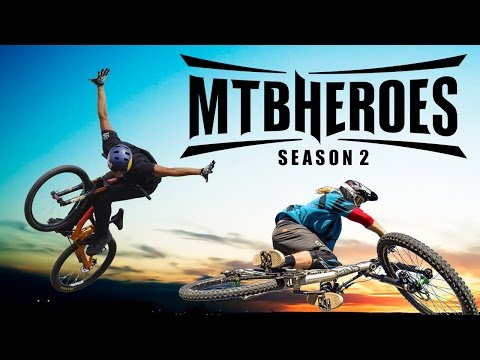 MTB HEROES season 2 - Teaser