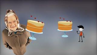 Правильные и неправильные дроби (4)