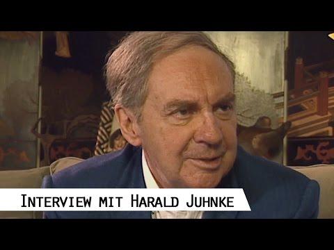 Harald Juhnke  letztes großes Interview vor Erkrankung 1998