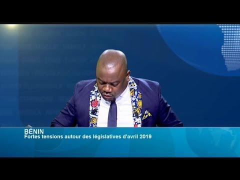 POLITITIA - Bénin : Fortes tensions autour des législatives du 28 avril 2019 (2/4)