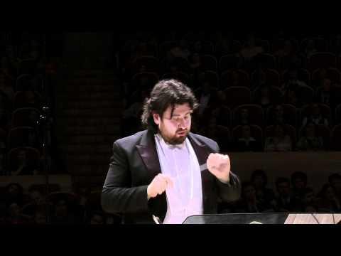 P.Tchaikovsky. Symphony № 5, Movement 3 (Valse)