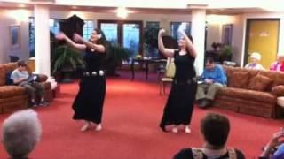 Hapa haole hula girls 9