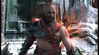 GOD OF WAR (2018) ВАЛЬКИРИЯ ГЮННР