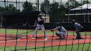 Ethan Young - 2018 Wood Bat Tournament Highlights - Class of 2020