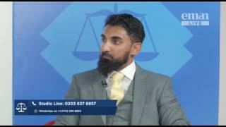 Legal Hour with Sajid Shahban - Crime
