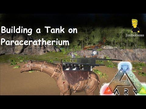 ARK: Survival Evolved Paraceratherium / Paracer Tank