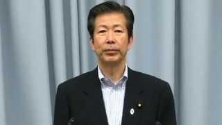 公明党の山口那津男代表は7日、東京都新宿区の公明会館で記者会見をし...