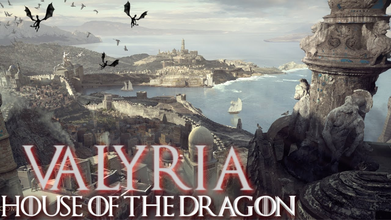 Download The Rise and Fall of Valyria Explained   House of the Dragon