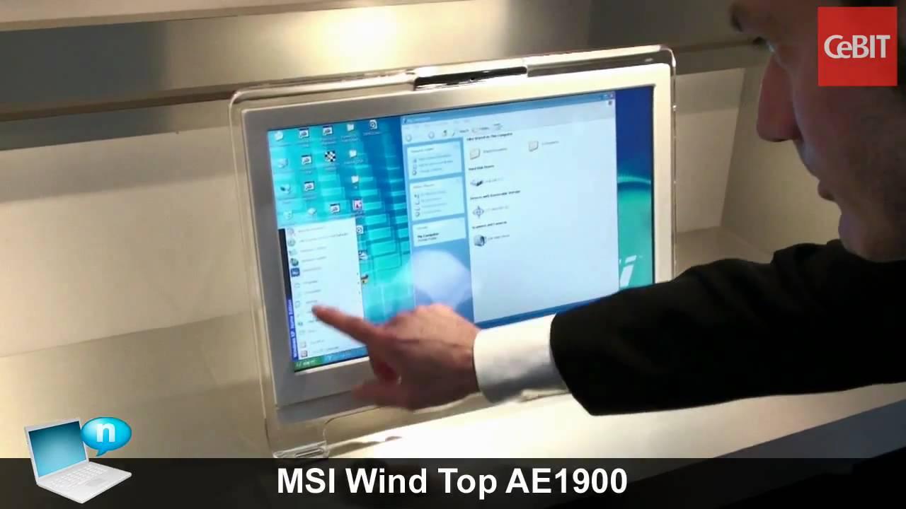 MSI WIND TOP AE2020 ENE CIR DRIVERS WINDOWS 7
