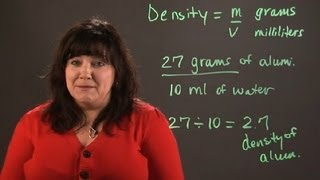 vuclip How to Calculate the Density of a Molecule : Chemistry and Physics Calculations