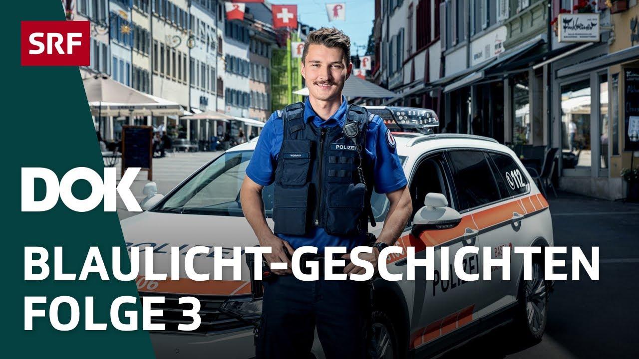 Download Unterwegs mit der Polizei - Mit dem Tod konfrontiert | Doku | SRF Dok