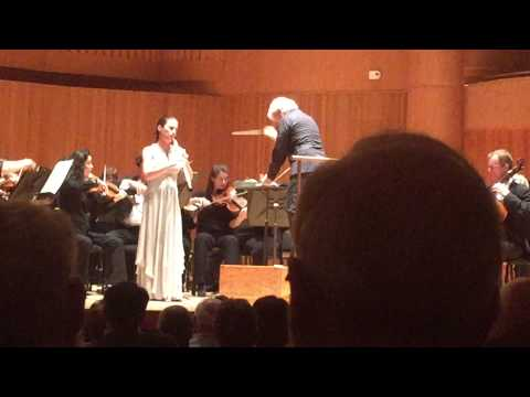 Katherine Needleman Vaughan Williams Oboe Concerto