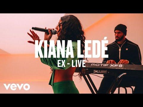 Kiana Ledé -  Ex  (Live) | Vevo DSCVR