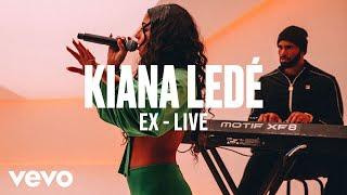 "Baixar Kiana Ledé - ""Ex"" (Live) | Vevo DSCVR"