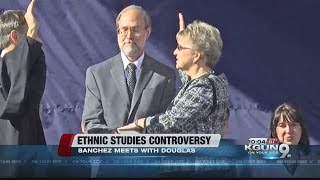 TUSD superintendent discusses ethnic studies with state