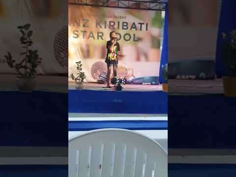 ANZ Kiribati Star idol - Quarter Final 2017